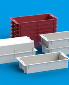 Stabelkasser fra Ultraplast A/S